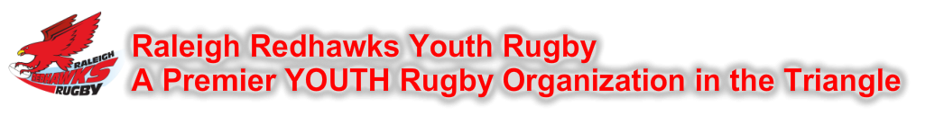 Raleigh Redhawks Youth Rugby